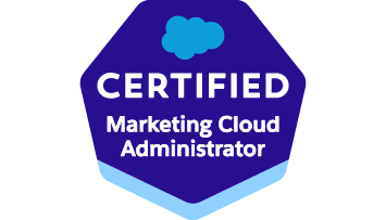 Salesforce Certified Marketing Cloud Administrator